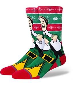 Stance X Elf Cold Outside Socks
