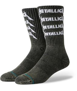 Stance X Metallica Stack Socks