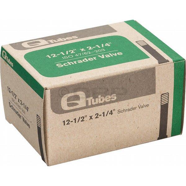 Standard Schrader Valve Bike Tube 12 1 / 2In X 2 1 / 4In U.S.A. & Canada