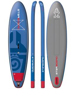 Starboard Blend Deluxe DC Inflatable SUP