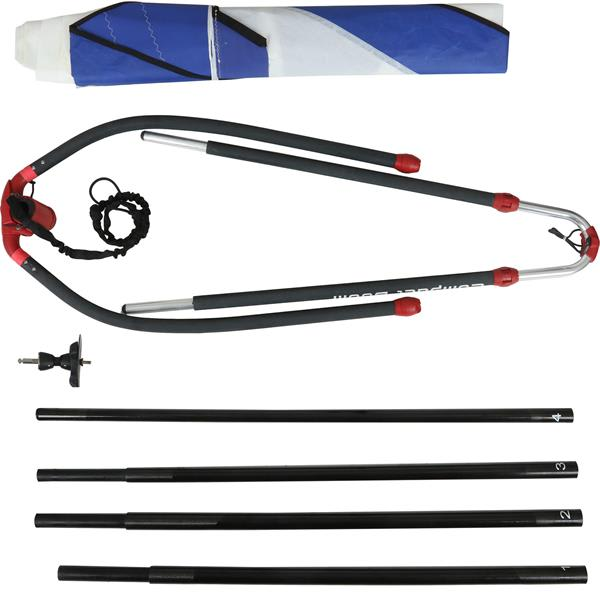Starboard Compact 6 5 Windsurf Rig