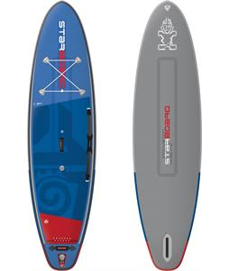 Starboard iGO Deluxe DC Inflatable SUP Paddleboard