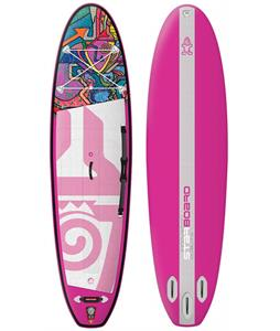 Starboard iGO Tikhene Sun Zen Inflatable SUP Paddle Board