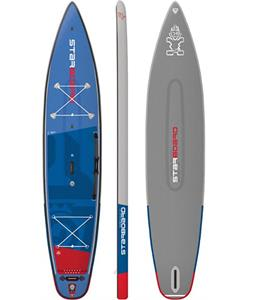 Starboard Touring Deluxe DC Inflatable SUP Paddleboard