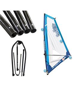 Starboard Windsup Compact Rig Package 6.5M