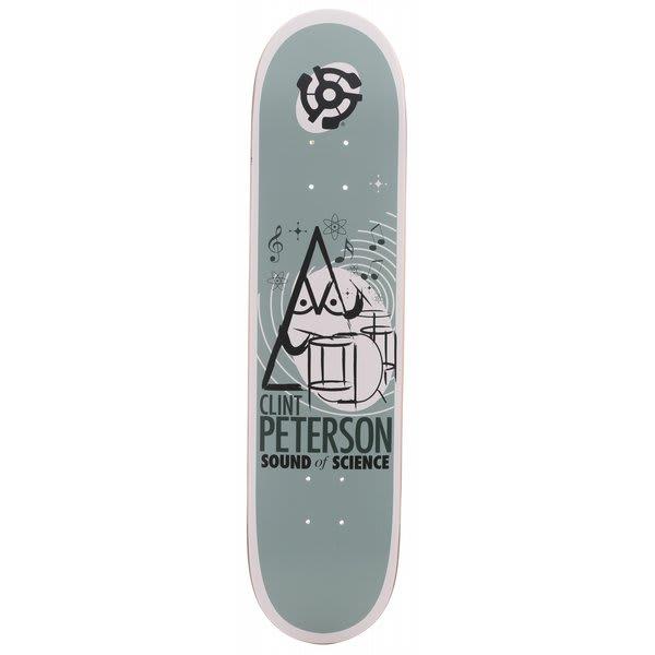 Stereo Peterson Sos Skateboard Deck Slate U.S.A. & Canada