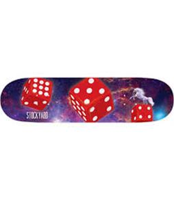 Stockyard Space Dice Skateboard Deck
