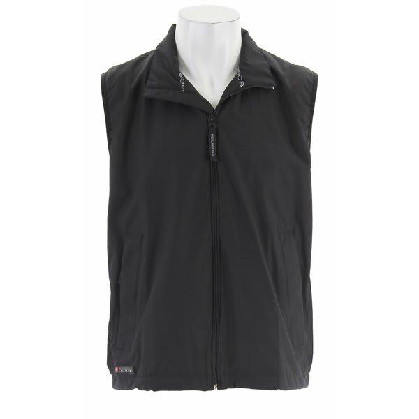 Stormtech Fleet Microripstop Vest Black U.S.A. & Canada