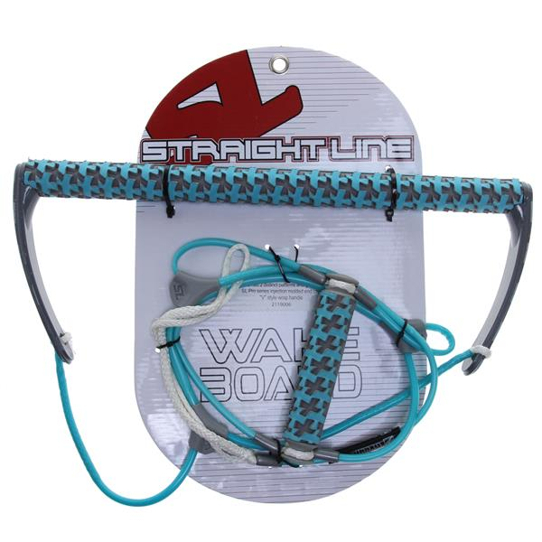 Straight Line Greenwod Pro V Wakeboard Handle U.S.A. & Canada