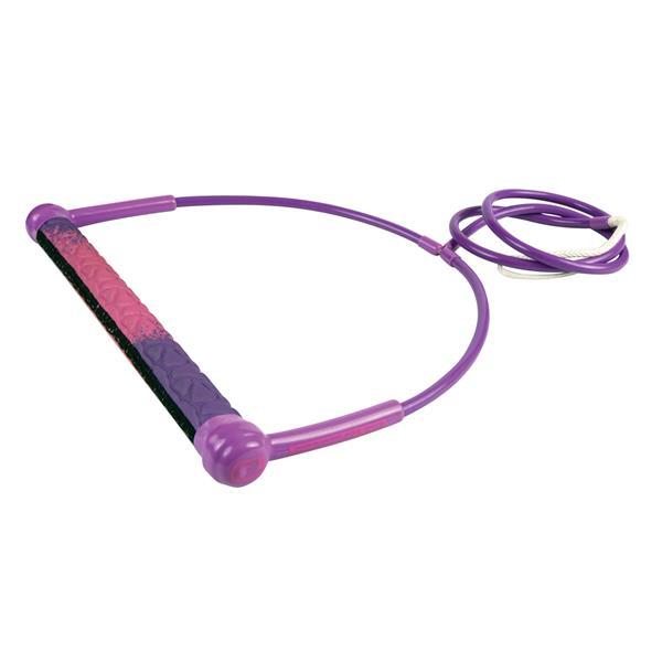 Straight Line Amoeba Tak Wakeboard Handle Purple U.S.A. & Canada