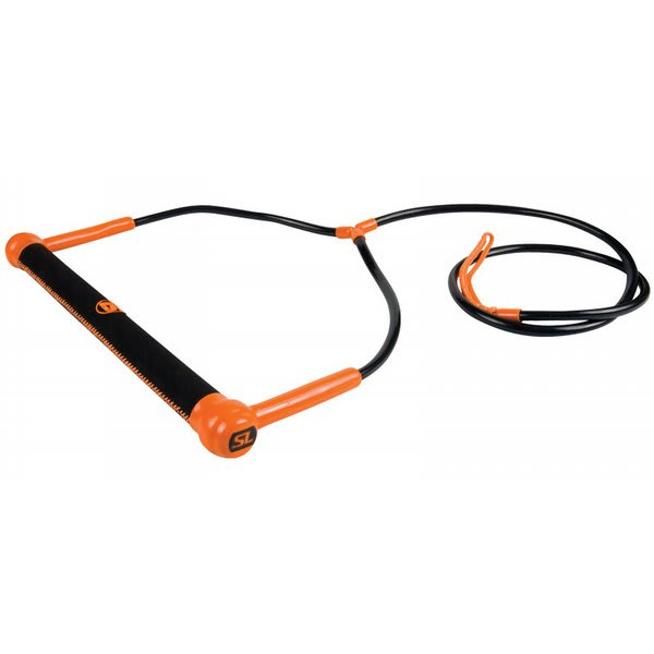 Straight Line Team Wakeboard Handle Orange U.S.A. & Canada