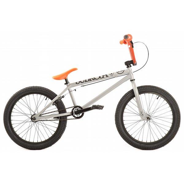 Subrosa Altus Bmx Bike Gun Metal Gray / Burnt Orange 20In U.S.A. & Canada
