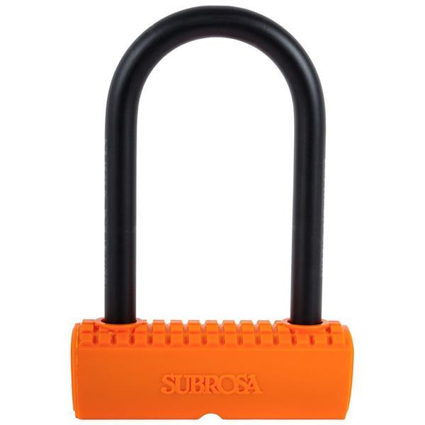 Subrosa Shield High Security Bicycle Lock /& Combat Safety Light Combo BMX Bike