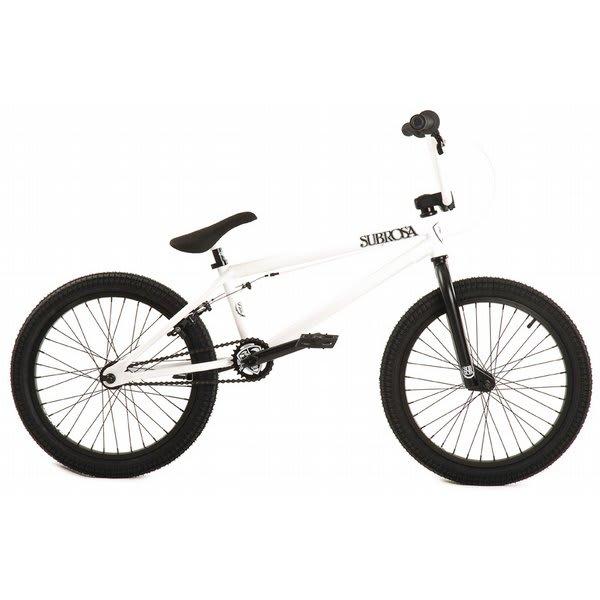 Subrosa Tiro Bmx Bike White 20In U.S.A. & Canada