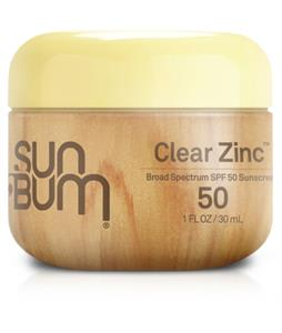 Sun Bum SPF 50 Clear Zinc Oxide Sunscreen