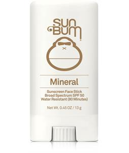 Sun Bum SPF 50 Mineral Face Stick Sunscreen