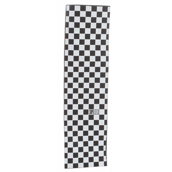 Superior Checker Grip Tape Black / White U.S.A. & Canada