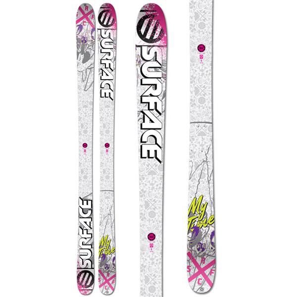 Surface My Time Skis U.S.A. & Canada