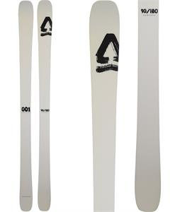 Surface Park Blanks Skis