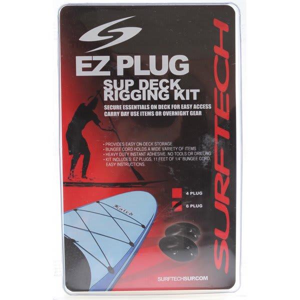 Surftech Ez Plug 6 Deck Rigging it U.S.A. & Canada