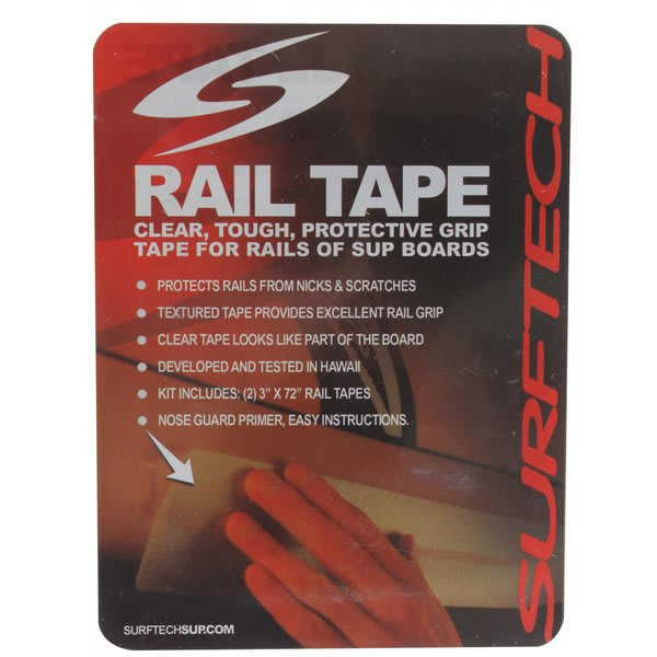 Surftech Rail Tape Clear U.S.A. & Canada