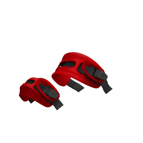 Switchback Toe And Heel Strap Set Red Dawn U.S.A. & Canada