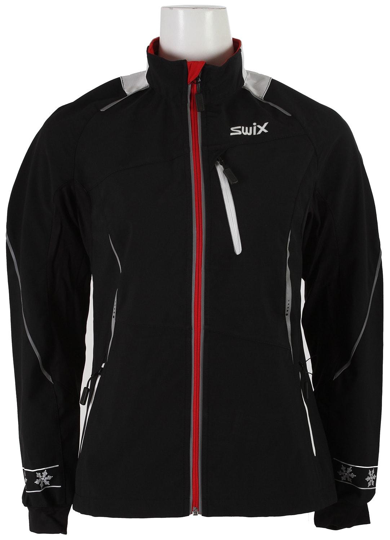 Swix Delda Light Softshell XC Ski Jacket - Womens 2018