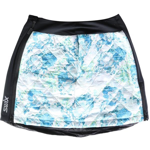 Womens Swix Menali Ultra Quilted Skirt