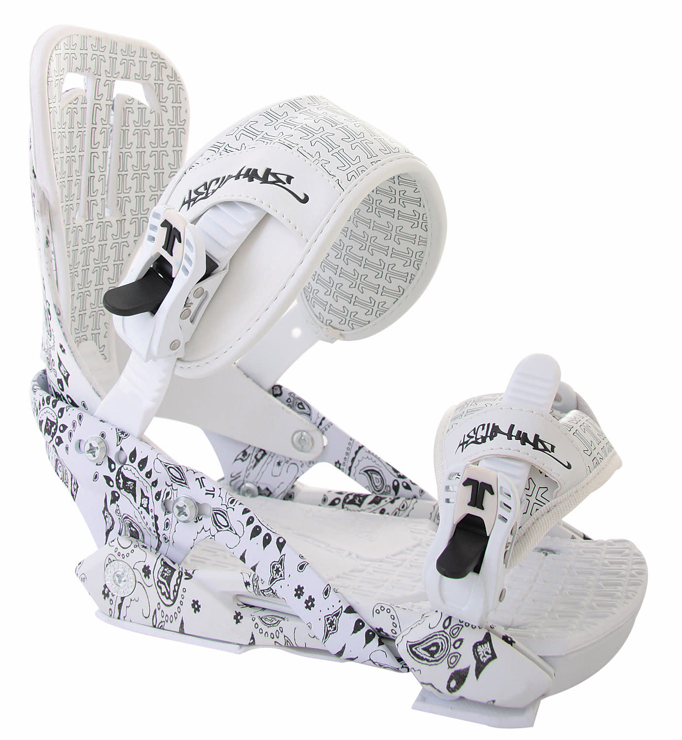 Technine Coulter Pro Military Snowboard Bindings