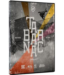 Tabarnac (Brothers Factory) Snowboard DVD