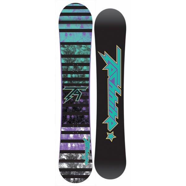 Technine Jib Snowboard Black 144 U.S.A. & Canada