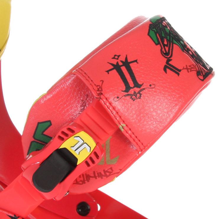 Technine T-Money Pro Series Snowboard Bindings