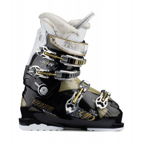 Tecnica Viva M 8 Ski Boots T Gold / Black U.S.A. & Canada