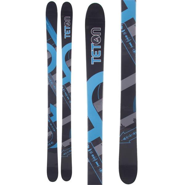 Teton Rendevous Rocker V2 Skis U.S.A. & Canada