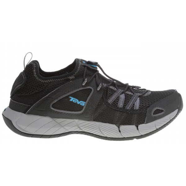 Teva Churn Water Shoes Black U.S.A. & Canada