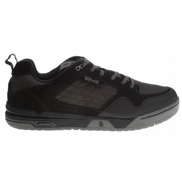 Teva Pinner Bike Shoes Black U.S.A. & Canada