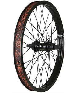 The Shadow Conspiracy Symbol 36 RHD 9T Rear BMX Bike Wheel