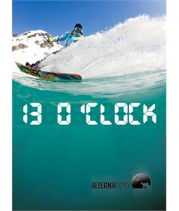 Thirteen O'Clock (Alterna Films) Snowboard Dvd