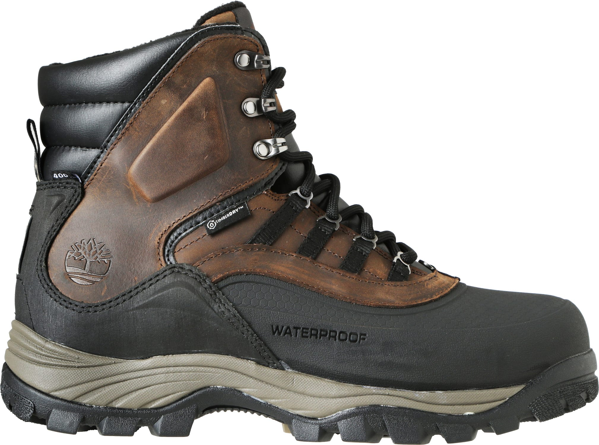 Trail Shell Toe WP Insulated Hiking Boots