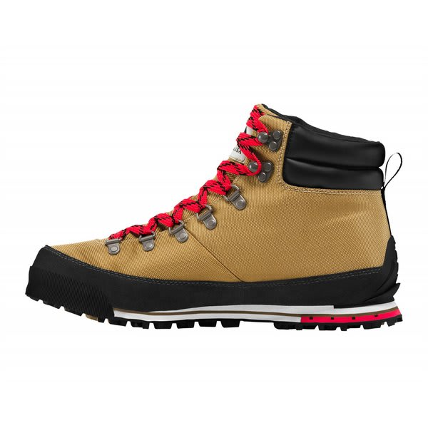 The North Face Back To Berkeley Hiking Boots Utility Brown / Tnf Black U.S.A. & Canada