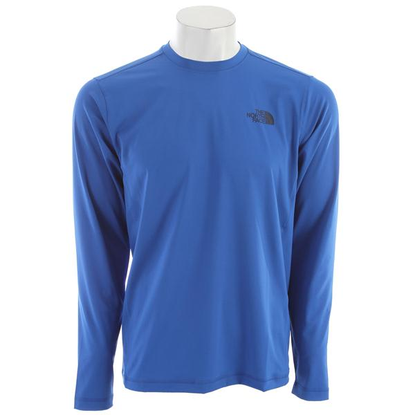 The North Face Class V L / S Water Shirt Nautical Blue U.S.A. & Canada