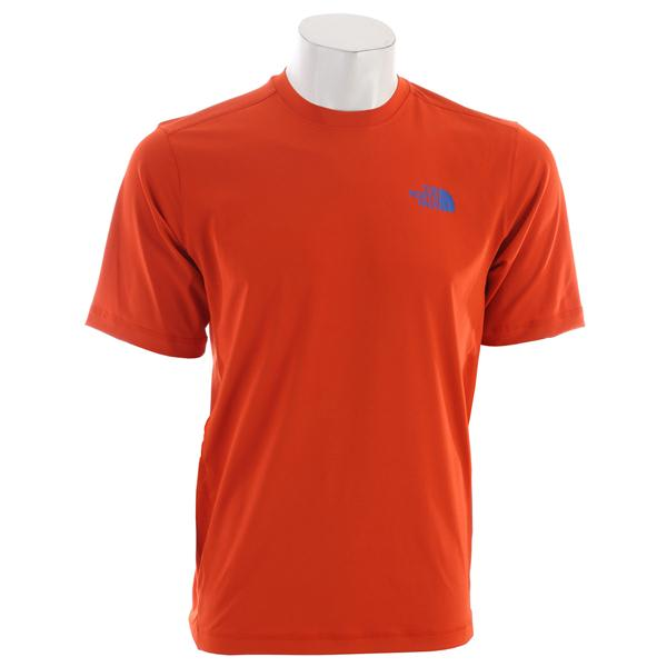 The North Face Class V Water Shirt Zion Orange U.S.A. & Canada