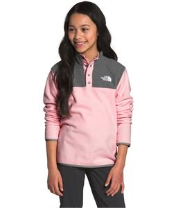 The North Face Glacier 1/4 Snap Pullover Fleece