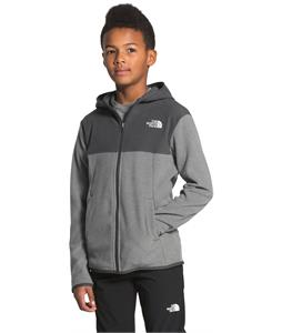 The North Face Glacier Full Zip Hoodie Fleece