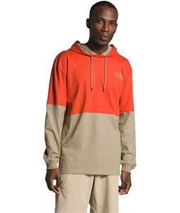 The North Face Heavyweight Half-And-Half Pullover Hoodie