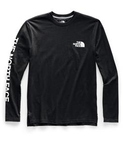 The North Face Logo 7SE L/S T-Shirt
