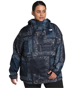 The North Face Printed Fanorak Plus Jacket