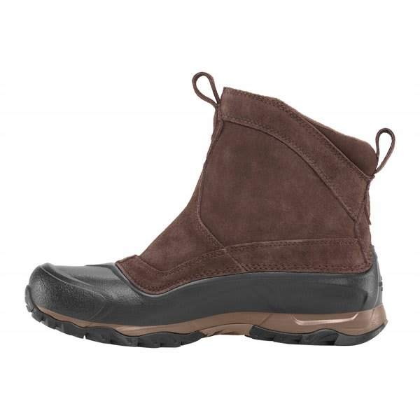 The North Face Snowfuse Pull On Boots Demitasse Brown / Dune Beige U.S.A. & Canada