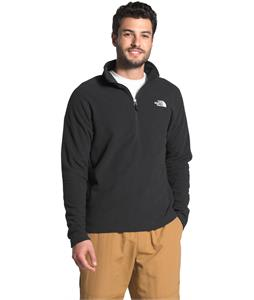 The North Face Textured Cap Rock 1/4 Zip Fleece