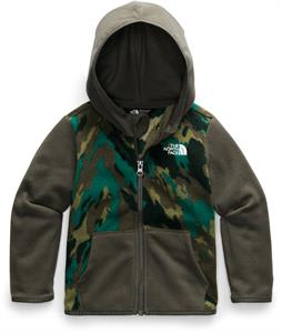 The North Face Toddler Glacier Full Zip Fleece